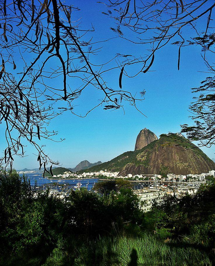 Mirante do Pasmado - Rio de Janeiro                                                                                                                                                                                 Mais