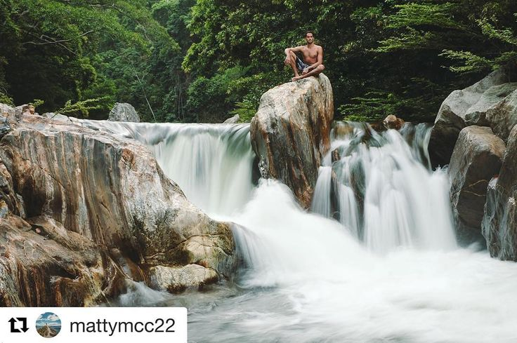 Showing the secret side of Colombia #discovercolombia thanks to @mattymcc22 for coming down!  #Repost @mattymcc22 (@get_repost)  One of my favorite shots from my trip to Colombia. Huge thanks @restrepojuan_0 for showing me this amazing spot. I could hardly contain my excitement once I saw the location he was taking us to back on some farmers property. It was literally waterfall after waterfall that ended in a huge swimming hole. #aluna2017 #secretcolombia. . . . . #moodygrams #xt2…
