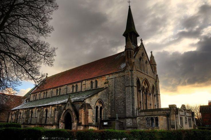 St Matthews Church Skegness HDR - az egyházi ingatlan
