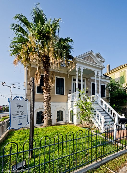 Besides its lovely homes, Galveston's East End offers advantages for its  resident.