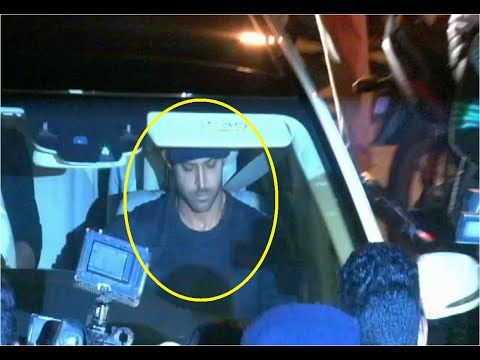 WATCH Hrithik Roshan visits Salman Khan's house after the court and jail verdict.  See the full video at : https://youtu.be/aI57Bw6bvww #hrithikroshan #salmankhan #bollywood