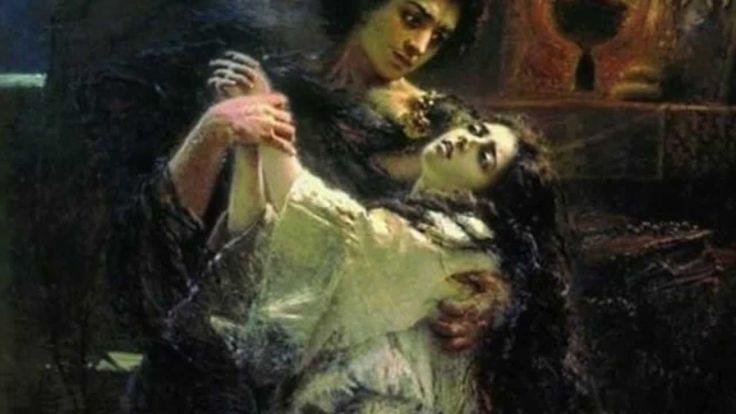 Михаил Юрьевич Лермонтов -- Демон (ч.2)  читает Расул Давлетов