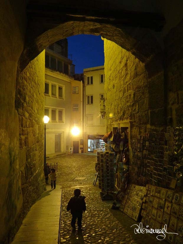 Coimbra, por Mariangel Coghlan, Portugal