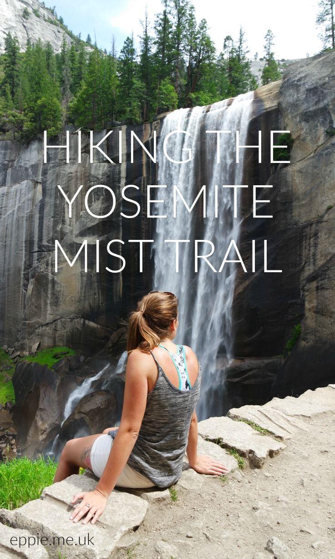 Top Things To Do in Yosemite | Yosemite National Park | Yosemite Photography | Yosemite Pinterest | Yosemite Hiking | Nevada Falls | John Muir Trail | Vernal Falls | Yosemite Summer | Yosemite Waterfall | Mist Trail