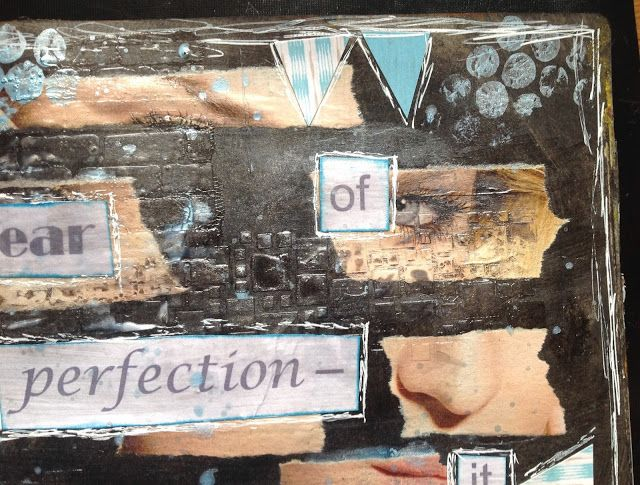 I really enjoyed taking part in the July Mission Inspiration  Art Journal prompts. Time has been short so I haven't managed to join in with ...