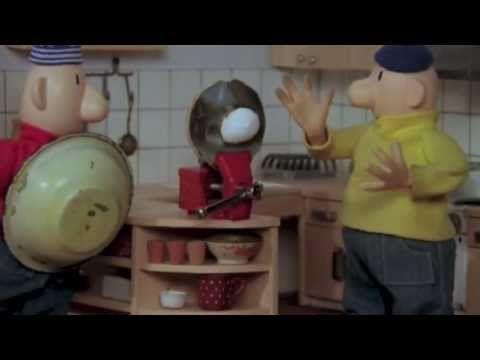 Pat & Mat - Velikonoční vajíčko - YouTube