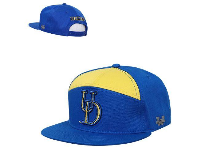 University Of Delaware Blue Hens Ud Ncaa Flat Bill Snapback Baseball Cap Hat Wrepublic Baseballcap Delaware Blue Hens Baseball Cap Hats