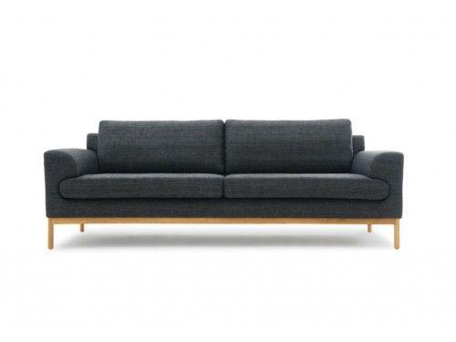 Ella, 3-seater sofa, Vega antracit