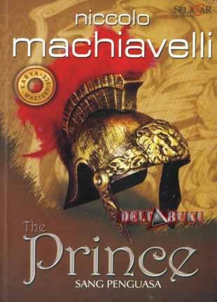 the prince book niccolo machiavelli