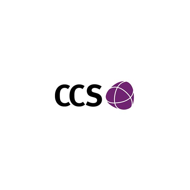CCS brand reworked to deliver more impact and reduced the logo footprint for easier application across mixed media.   #logo #design #branding