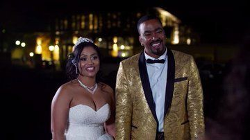 Congratulations to Mr and Mrs Cader #OurPerfectWedding | Lovablevibes IG