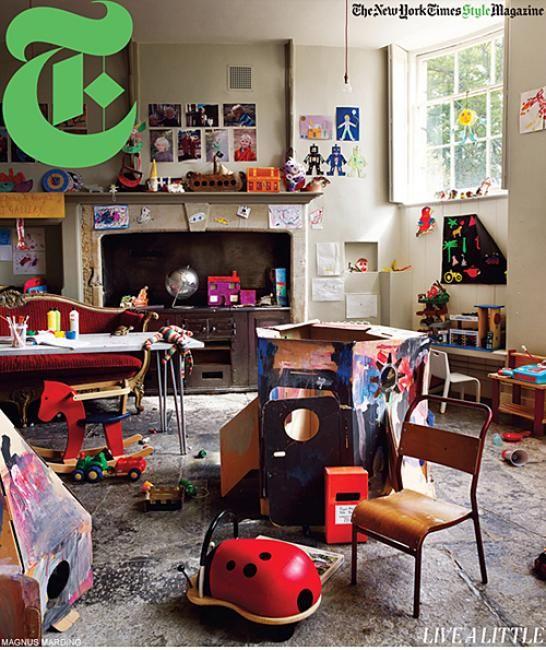 roomSpaces, Crazy Kids, Kids Playrooms, Kids Room, Kidsroom, Children Room, April 2012, Design 2011, Plays Room
