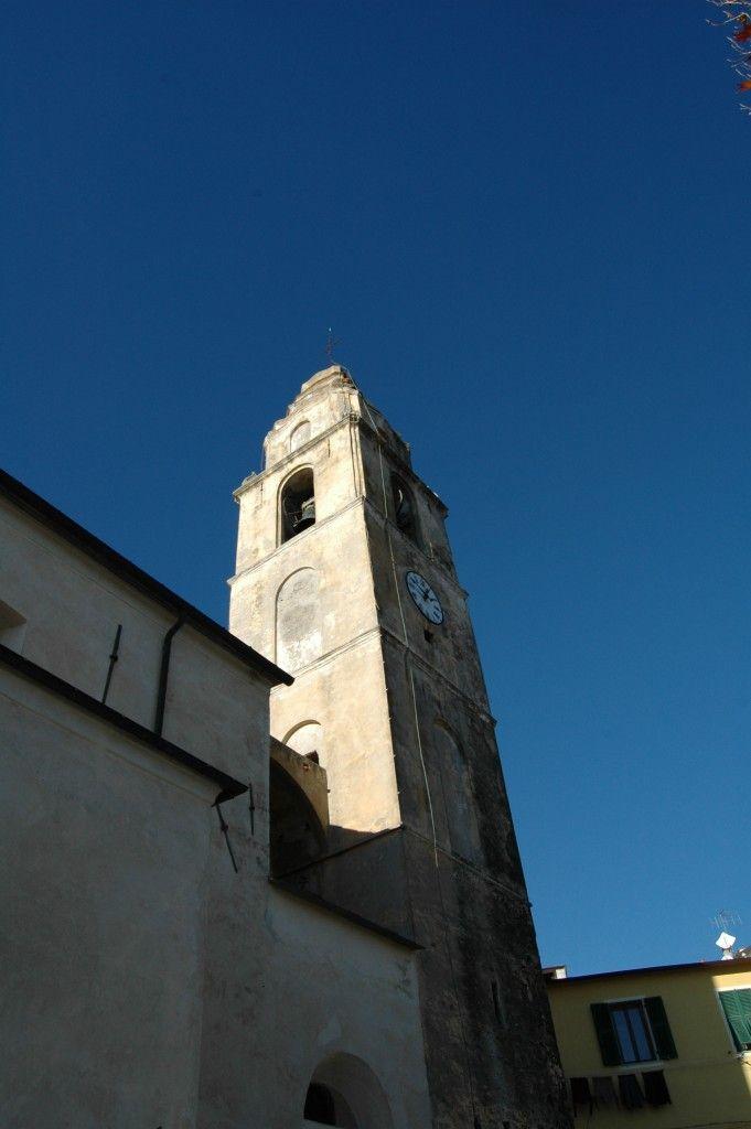 Cipressa (IM), Chiesa Parrocchiale della Visitazione di Maria Santissima