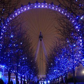 Fêter Noël à Londres