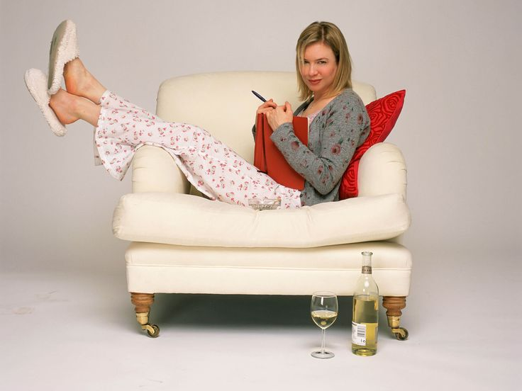 Renée Zellweger as Bridget Jones (Bridget Jones's Diary and The Edge of Reason):