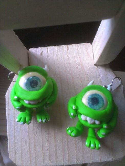 Mike wazowski made by me , handmade ;)