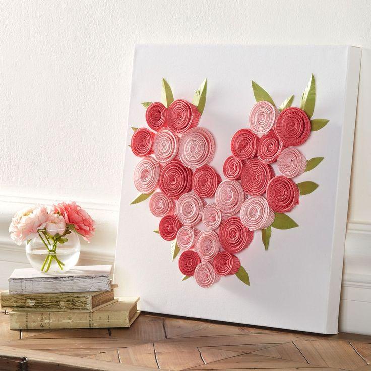 Heart Wall Decor 469 best frames & wall decor images on pinterest | wall decor