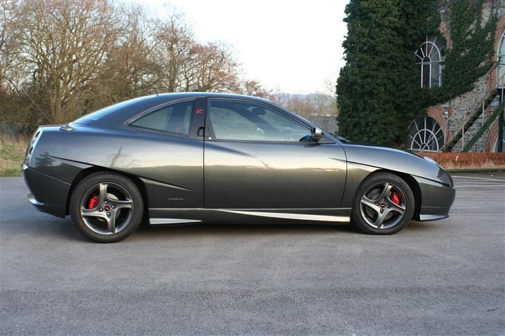 Used 1998 Fiat Coupe Turbo Coupe 20v For Sale In Somerset From Private Seller Fiat Coupe Fiat Coupe