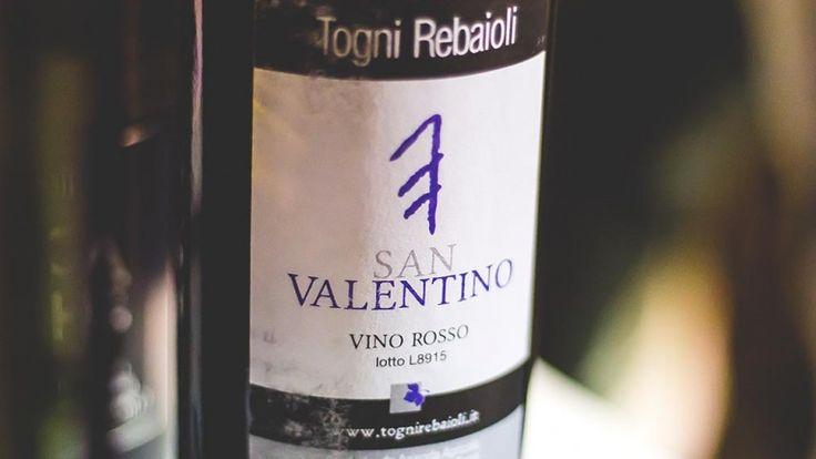 San Valentino vino rosso naturale Togni Rebaioli Erbanno vitigno Valcamonica