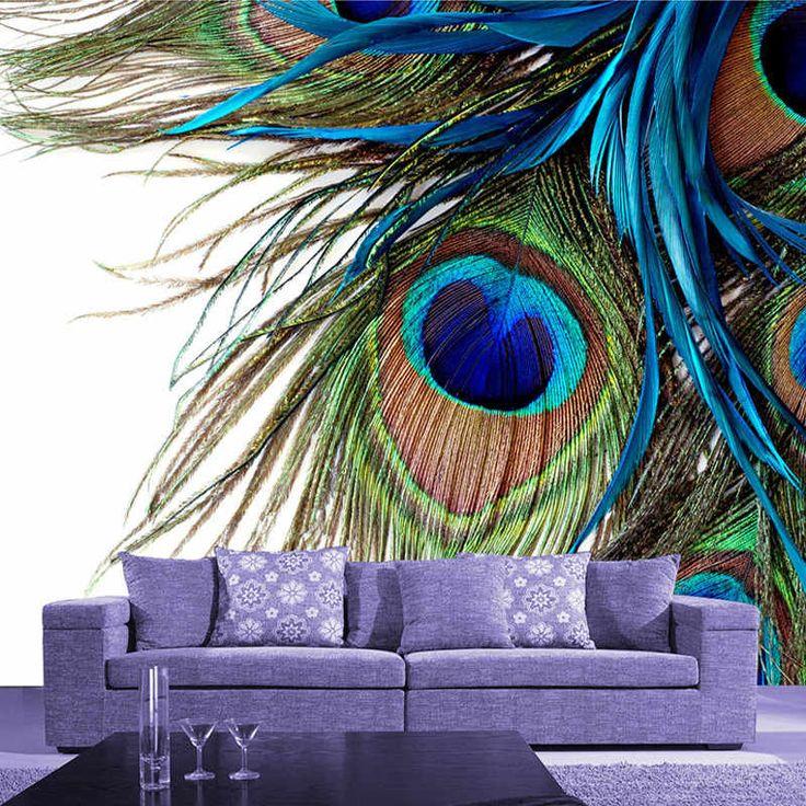 Custom 3D Large Mural Bedroom Living Room Sofa TV