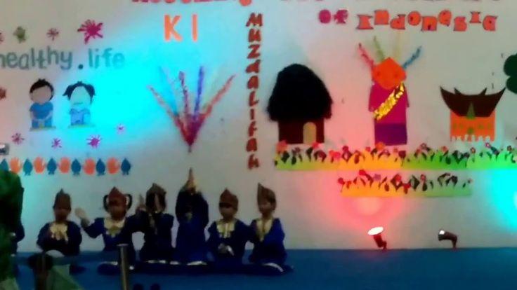 K1 Muzdalifah Syafana Islamic School Tari Indang   Dindin Badindin