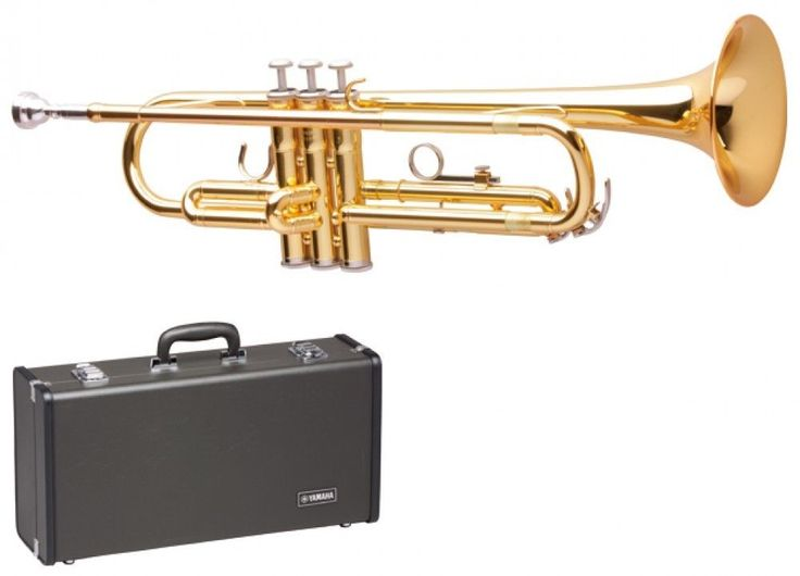 YAMAHA Trumpet YTR2330 Bb with Hard Case and mouthpiece From Japan New Free Ship #Yamaha