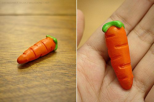 clay carrot - Google Search