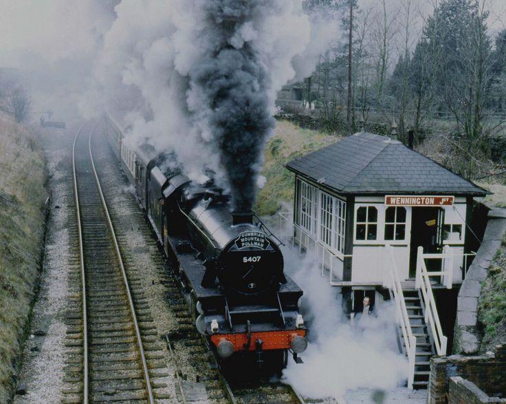 5407 Wennington Lancashire 1970s | by prof@worthvalley