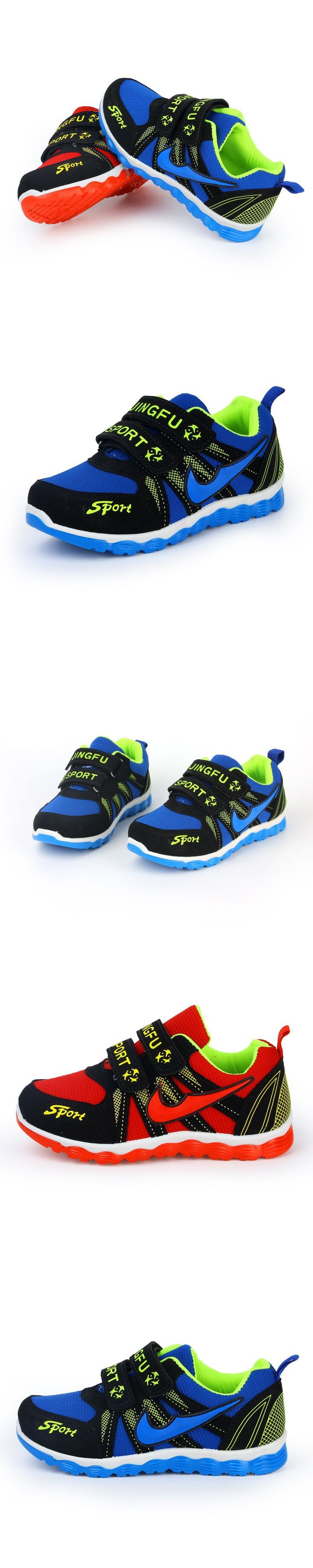 2016 New Spring Summer Brand Kids Shoes Sneakers Boys Shoes For Girl Children Sport Tenis Infantil Tenis Masculino Esportivo