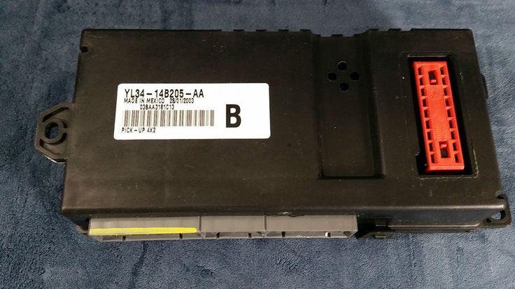 Power Control Module >> 1999-2003 FORD F150 GEM MULTIFUNCTION CONTROL MODULE OEM # YL34-14B205-AA (4507) #Ford | F150 ...