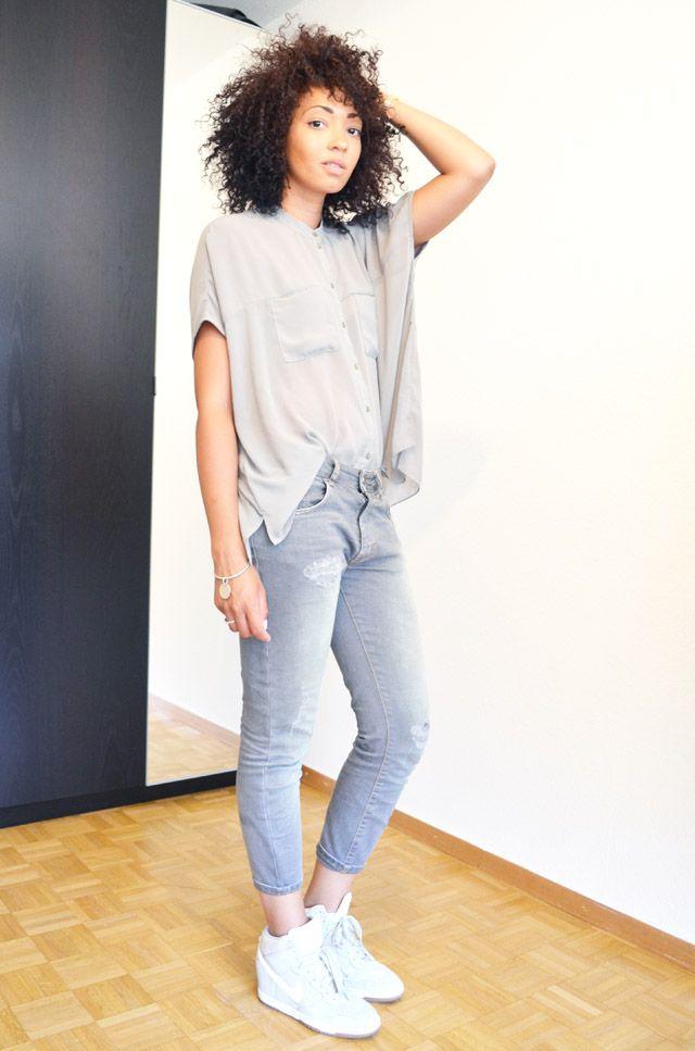 Jeans boyfriend femme suisse