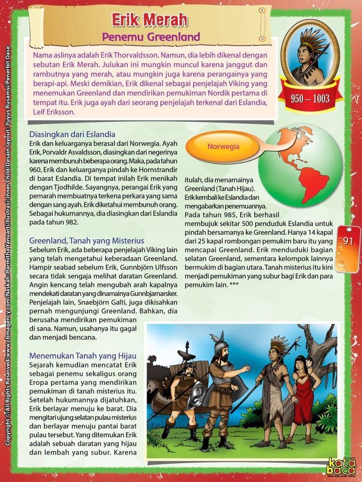 Baca Online Buku Ensiklopedia 101 Tokoh Ternama Dunia