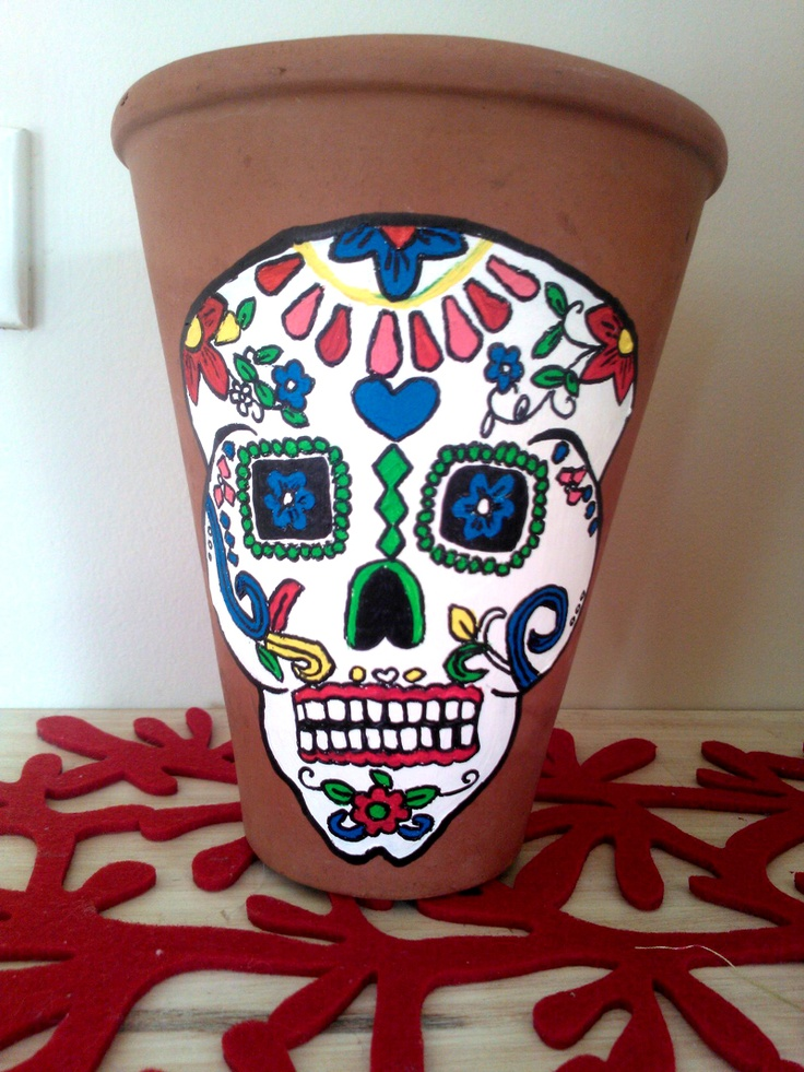 11 best ideas about Sugar Skull on Pinterest | Terracotta ...