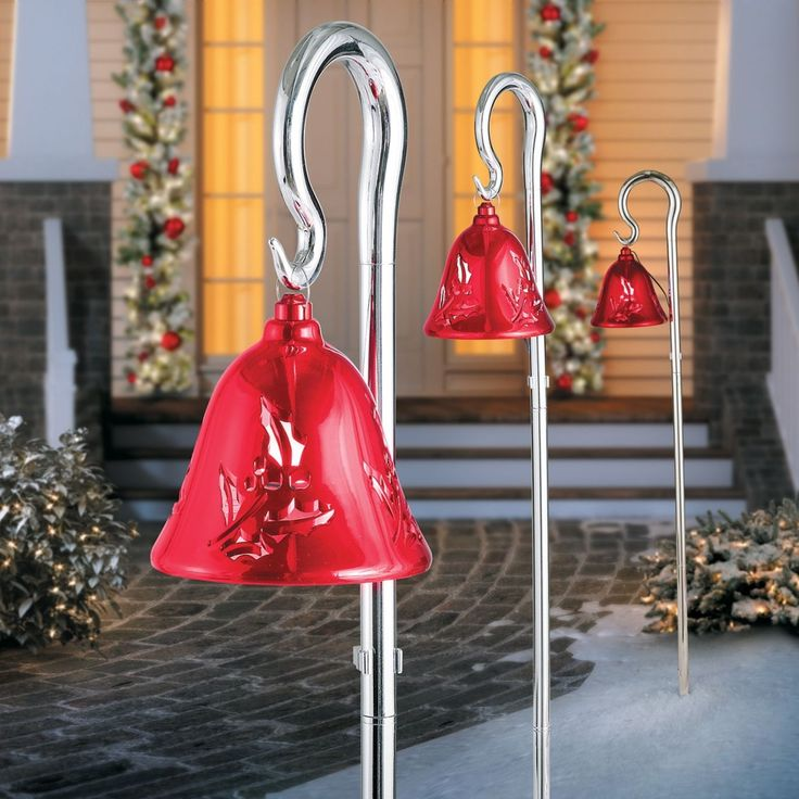 156 Best Images About Outdoor Christmas Decorations On