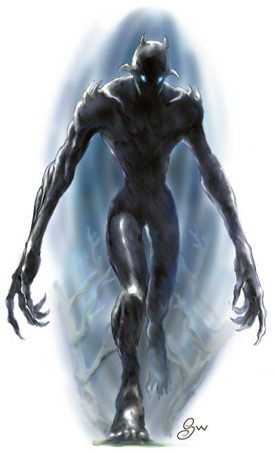 ZON-KUTHON, dieu de l'envie, de la douleur, des ténèbres et de l'égarement. destruction/loi/mal/mort/obscurité Chaîne cloutée LM
