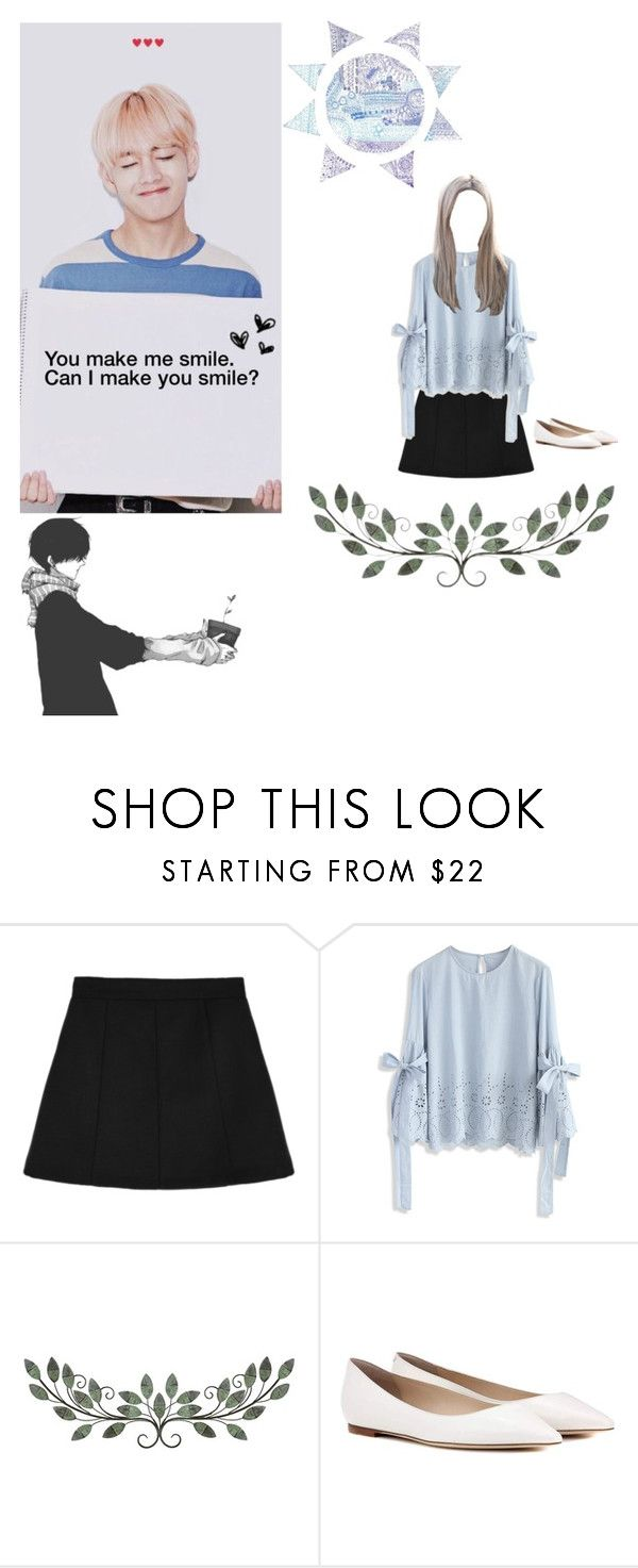 """""""👩🏼😊"""" by xxkatelynn-lacolexx ❤ liked on Polyvore featuring Chicwish and Jimmy Choo"""