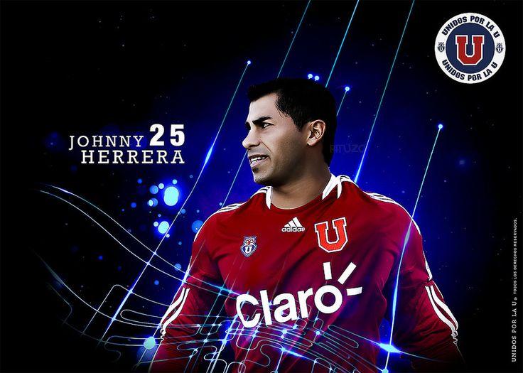 Wallpaper Oficial Unidos por la U Johnny Herrera ® by P4tUz0