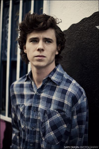 Charlie McDermott.  Soooo hot.  He's 23 btw!  I swore he was younger.  So now I feel better about thinking he's cute