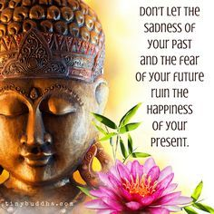 Live in the now. #present