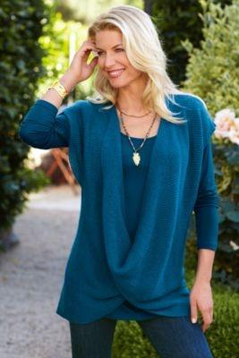 Adriane Sweater from Soft Surroundings