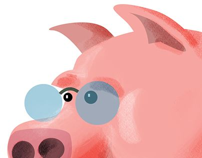 "Check out new work on my @Behance portfolio: ""Orwell - Animal Farm"" http://on.be.net/1IjbRfw"