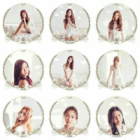 Jellyfish new girl group Gugudan!!!