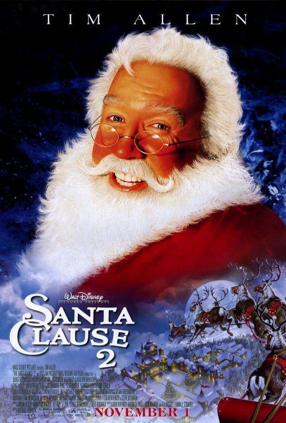 The Santa Clause 2 With Images The Santa Clause 2 Christmas Movies Xmas Movies