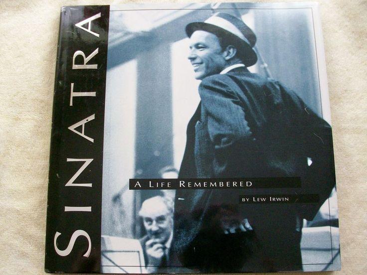 Sinatra A Life Remembered1997 (9213-101) Bio, Frank Sinatra, celeb photos - $3.00