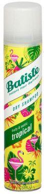 Купить Сухой шампунь - Batiste Dry Shampoo Coconut and Exotic Tropical на makeup.com.ua — фото N1