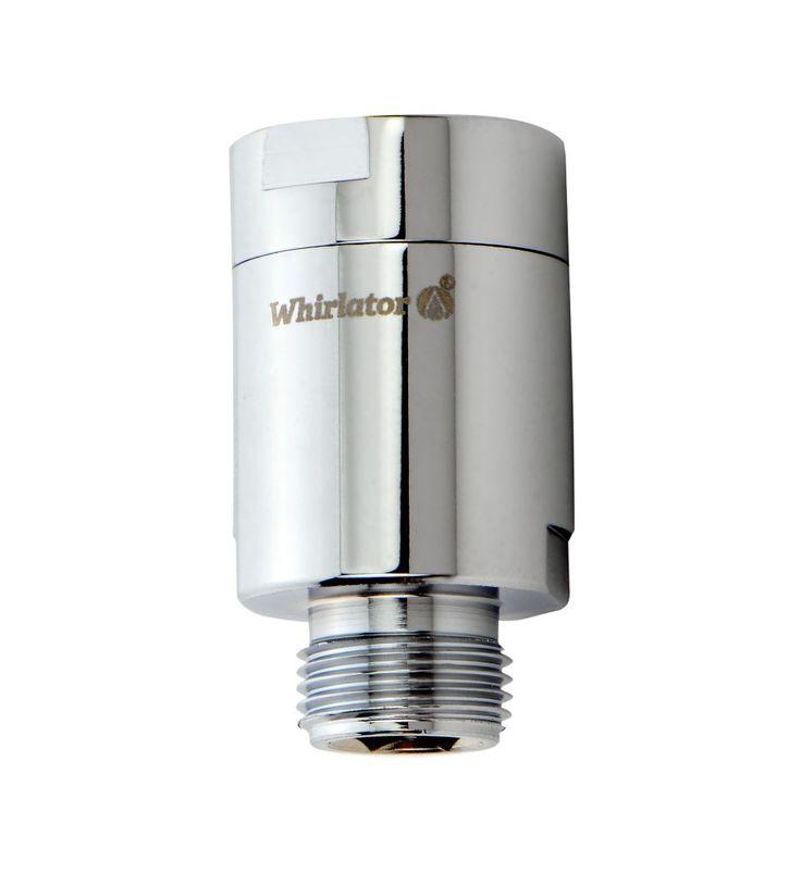 Der Whirlator® Adapter DAC 120 für mehr Wasserlöslichkeit und fühlbares, vitalisierendes, weiches Wellnesswasser. Duschtassen, Abtrennungen, Brauseköpfe usw. werden vor schneller Verkalkung geschützt. Reduziert die Biofilmbildung im Duschschlauch. Whirlator Adapter für die Armatur zur Renaturierung von komprimierten Wasser aus Leitungen und Rohren. Erhöht die Wasserlöslichkeit für ein fühlbar weiches Wellnesswasser. Aufgrund der veränderten Oberflächenspannung des Wassers fühlt sich das…