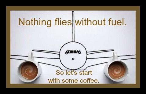 Pilot fuel. #aviationhumor #mondaymotivation #pilotfuel #pilotlife #pilothumor #flyingisahabit