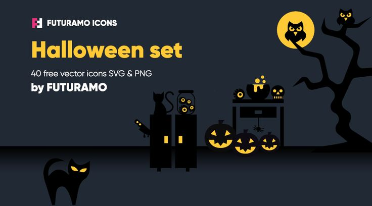 Download them all and enjoy! #halloween #halloween2017 #icondesign  #icons #futuramo #futuramoicons #design #designideas #designinspiration