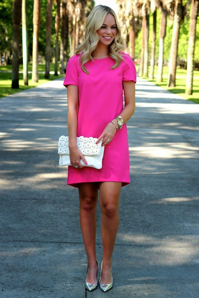 BowsandDepos: Little Pink Dress