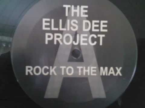 Ellis Dee - 'Rock To The Max' - The Ellis Dee Project (1992)